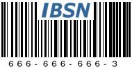 ISBN NUMBER