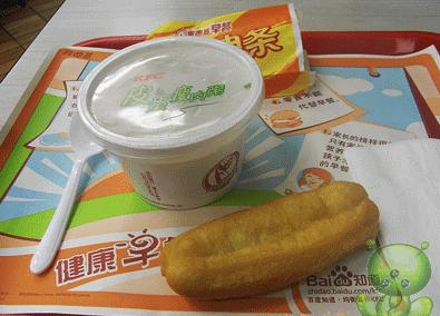 Churros en China