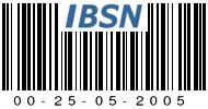 IBSN: Internet Blog Serial Number 00-25-05-2005